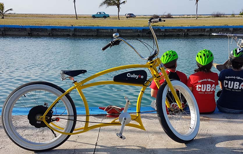 Havanna Kuba E-Bike