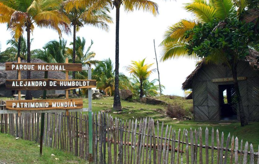 Humboldt-Nationalpark in Baracoa Kuba