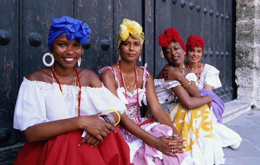 Kleidung frauen kuba