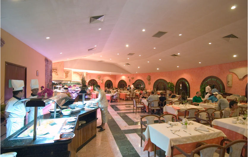 Colonial Cayo Coco Buffet Restaurant