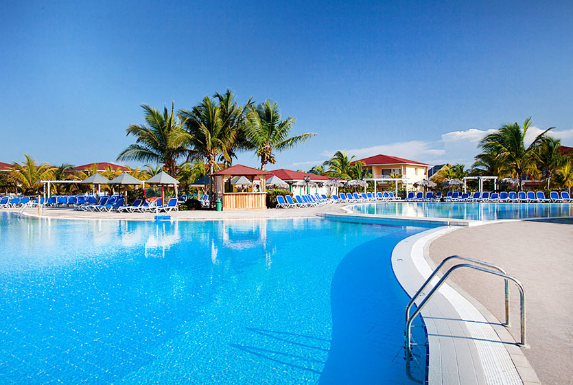 Memories Caribe Cayo Coco Pool