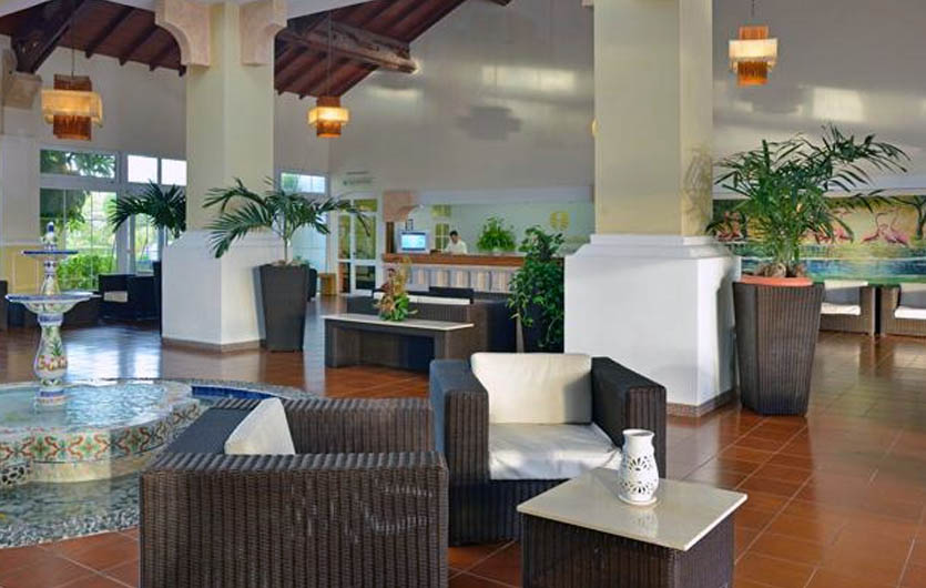 Sol Cayo Guillermo Lobby