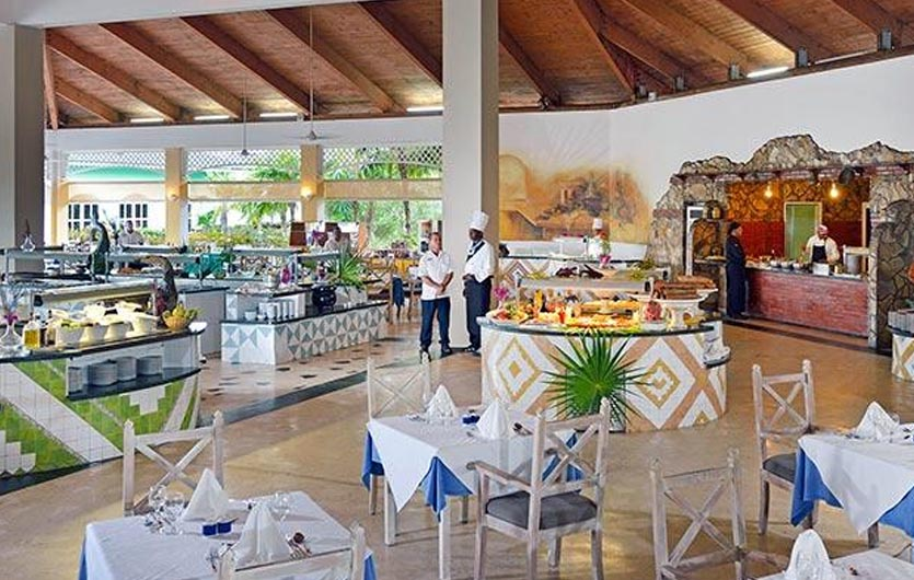 Sol Cayo Largo Buffet-Restaurant
