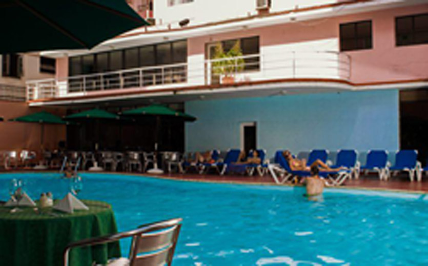 Vedado Havanna Swimmingpool