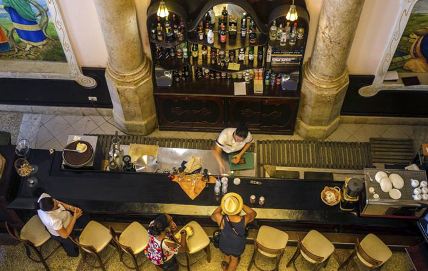 Raquel Havanna Lobby Bar