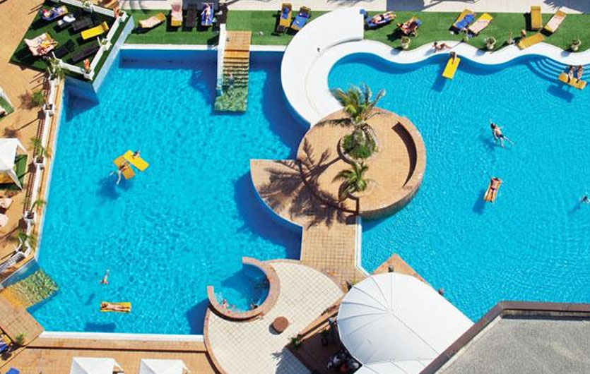 Melia Cohiba Havanna Pool