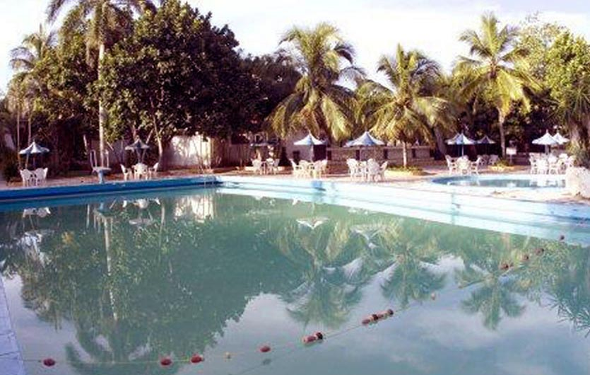 Villa El Bosque Holguin Pool