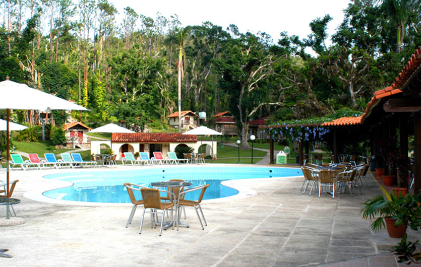 Rancho Vicente Vinales Pool