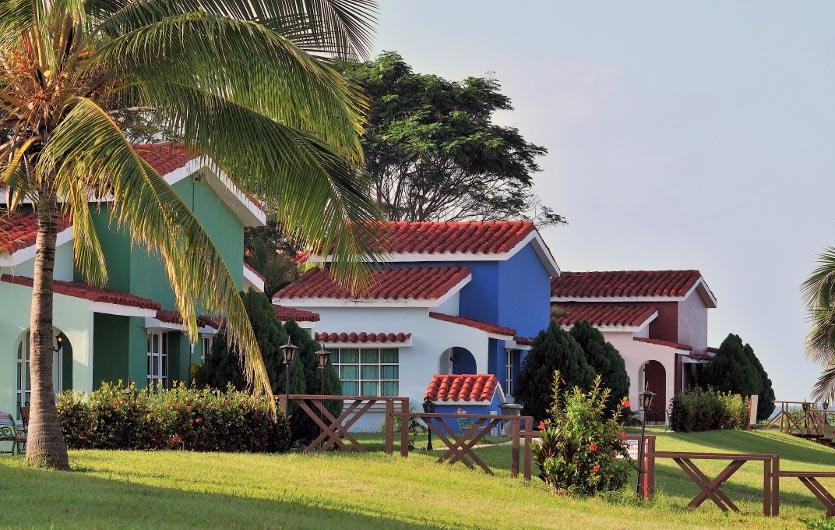 Club Amigo Costa Sur Trindidad Bungalows