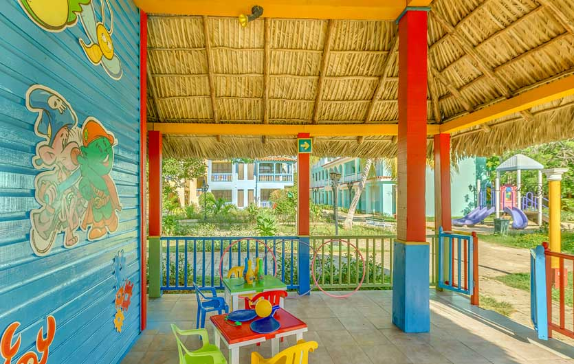 Hotel Memories Trinidad del Mar Kids Club