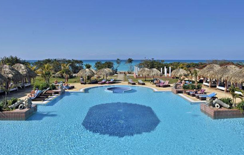 Paradisus Varadero Swimmingpool - Royal Service